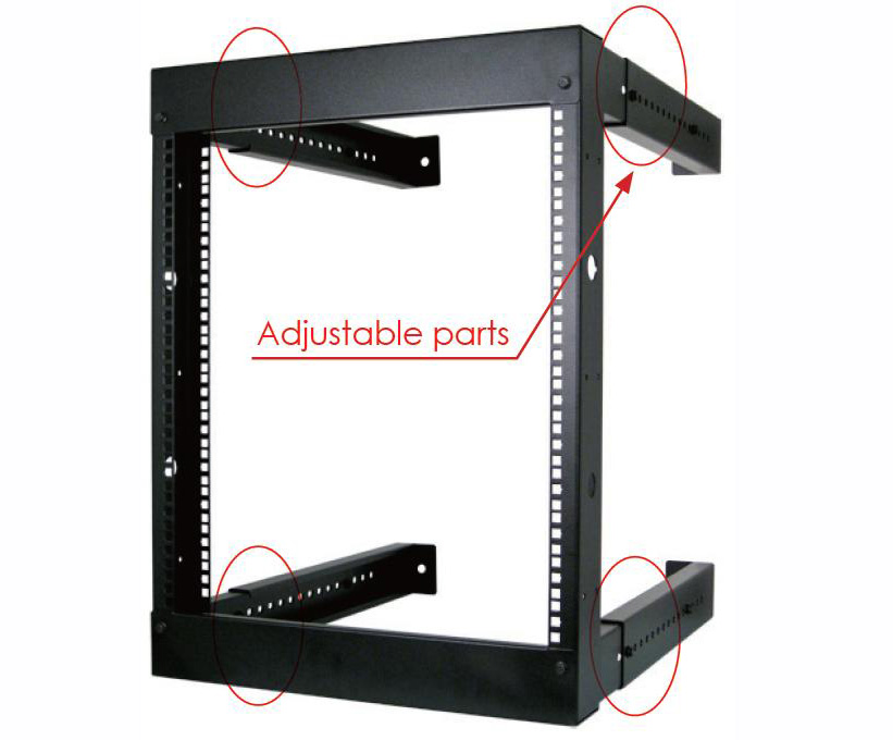 FD-OR-I Series**Open Fixed,Adjustable Depth Design